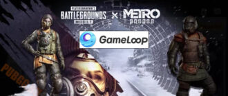 Как играть в PUBG Mobile Metro Royale через Gameloop ?